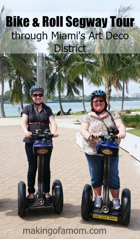 Segway-Waterfront