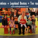 Legoland Boston 5 Thing we like from 3 Generations!