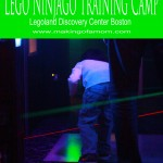 Lego Ninjago Training Camp Review and Giveaway