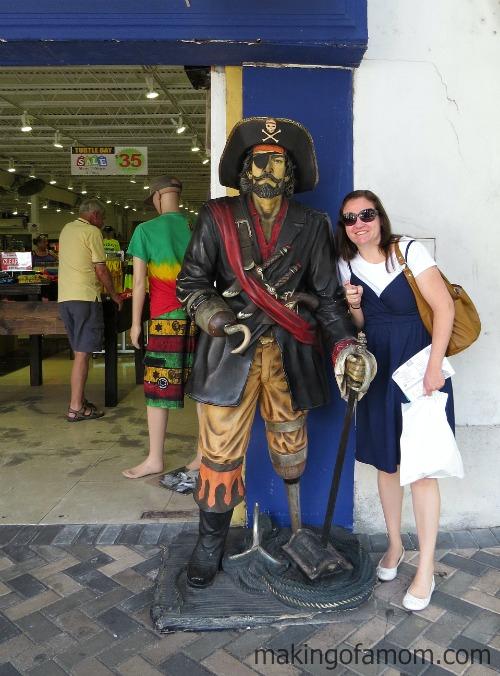 Bahamas-Pirate