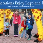3 Generation LEGOLAND Boston Review Part 2