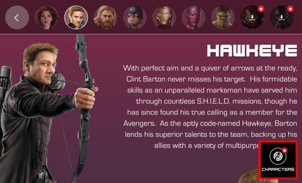 Super Heroes Assemble App