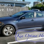 5 Reasons I Love the Kia Optima Hybrid