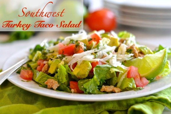 Southwest-Turkey-Taco-Salad