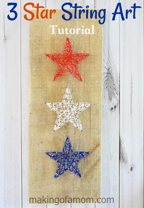 3-Star-string-Art