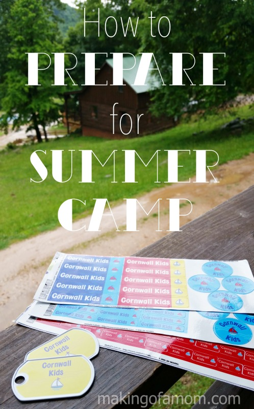 Prepare-Summer-Camp