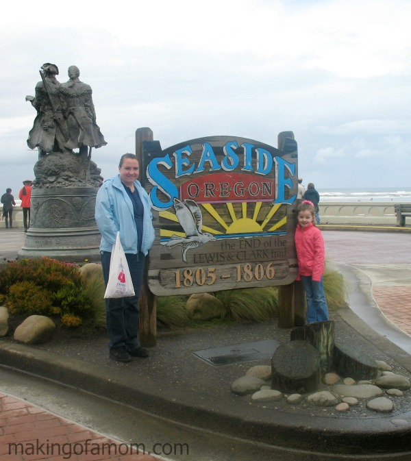 Seaside-Oregon