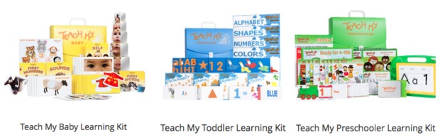 Teach-My-Learning Kits
