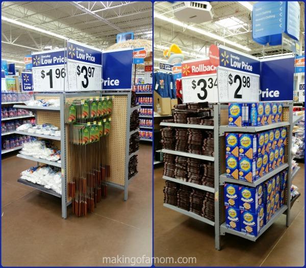 Walmart-Smores