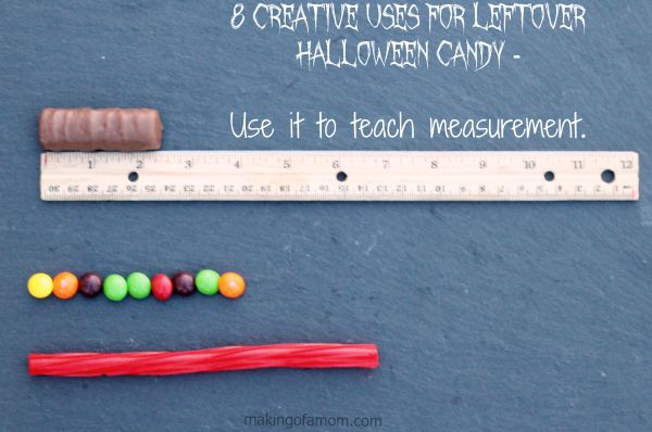 Candy-Teach-Measurement
