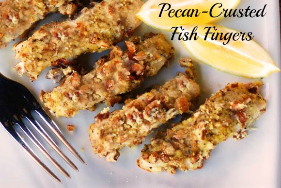 Pecan-Crusted-Fish-Fingers