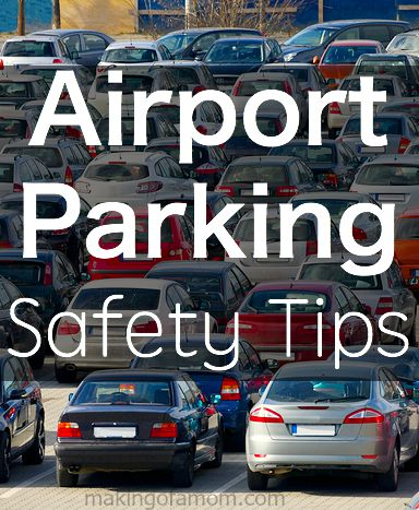 Airport-Parking-Safety-Tips