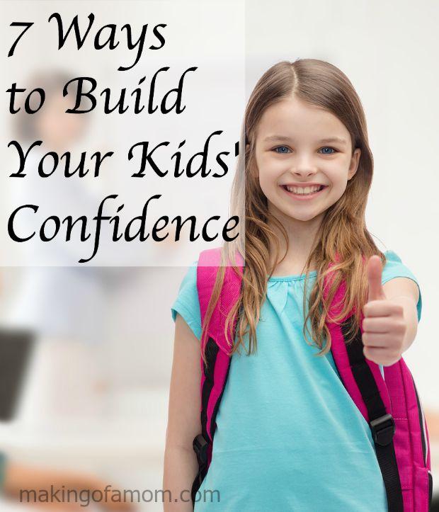 Kids-Confidence