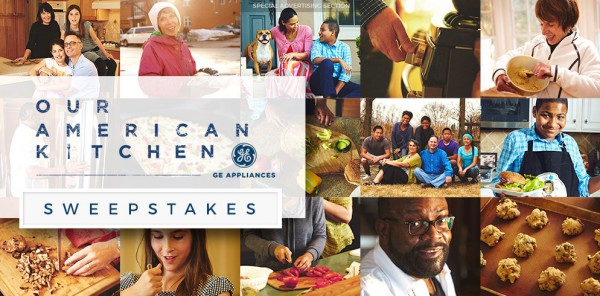 Our American Kitchen GE Sweepstakes