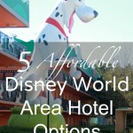 5 Affordable Disney World Area Hotel Options