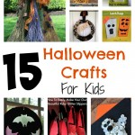 15 Fun Halloween Crafts for Kids