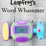 LeapFrog's Word Whammer
