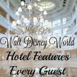 Walt Disney World Hotel Features Every Guest Needs to See