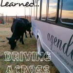 What I Learned Driving Across Kansas