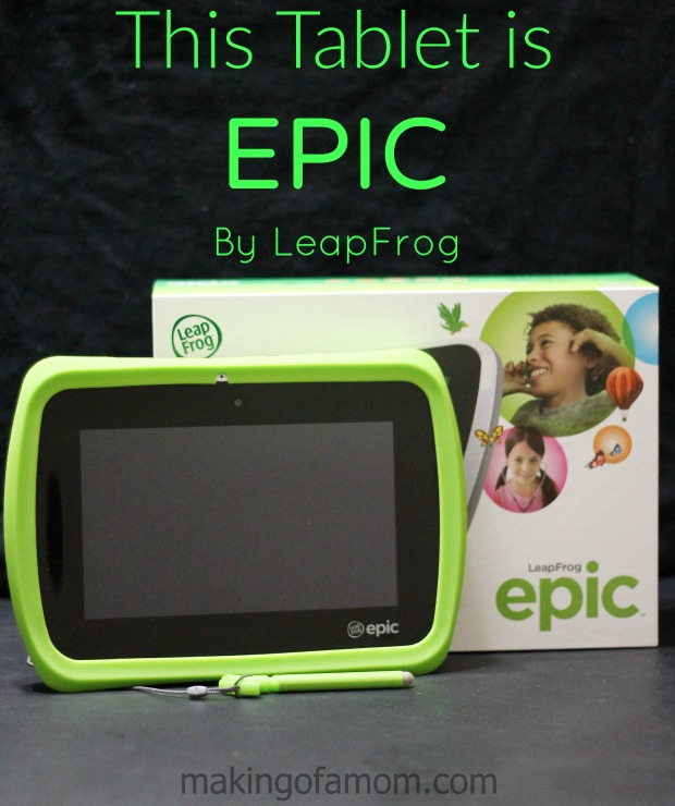 Epic-Tablet