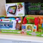 LeapFrog Toddler Toys