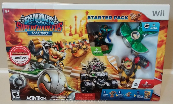 Skylanders Superchargers Racing - The top 9 reasons you need this game!