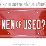 7 Things To Know When Buying A Used Car
