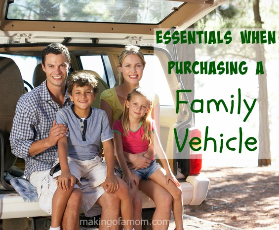 Purchasing-Family-Vehicle