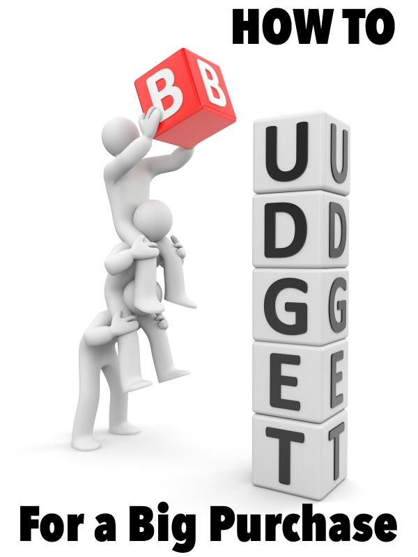 Budget-Big-Purchase