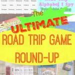 The Ultimate Road Trip Game Round up