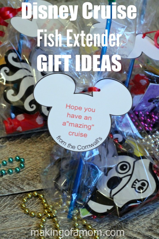 Disney-Cruise-FE-Gift-Ideas & Disney Cruise Fish Extender Gift Ideas