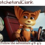 Ratchet and Clank Coming to Theaters April 29