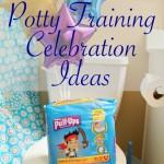 Potty Training Celebration Ideas
