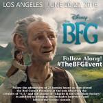 The BFG Red Carpet – I'm Going!