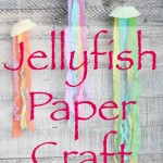 Jellyfish Paper Craft