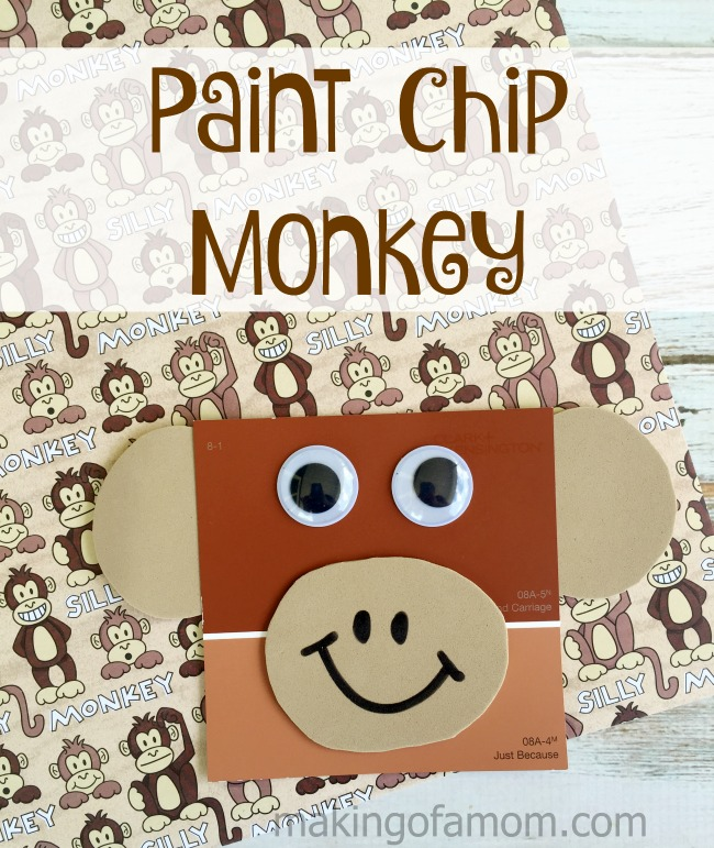 Monkey Crafts For Silly K Cup Monkey Craft And Book Suggestions