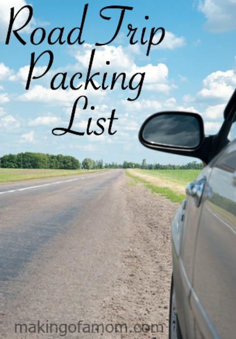 Road-Trip-Packing-List