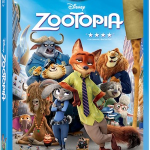 Zooptopia Now on Blu-ray