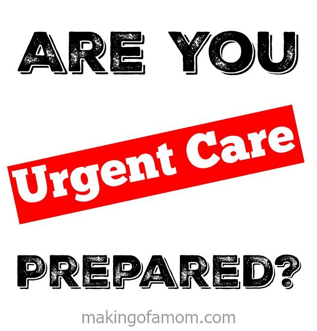 Urgent-Care-Prepared
