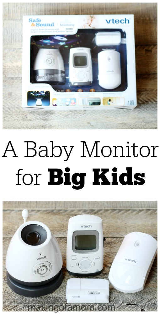 a baby monitor for big kids making of a mom. Black Bedroom Furniture Sets. Home Design Ideas