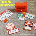 Teach My Kindergartener Learning Kit for Wide Range of Ages