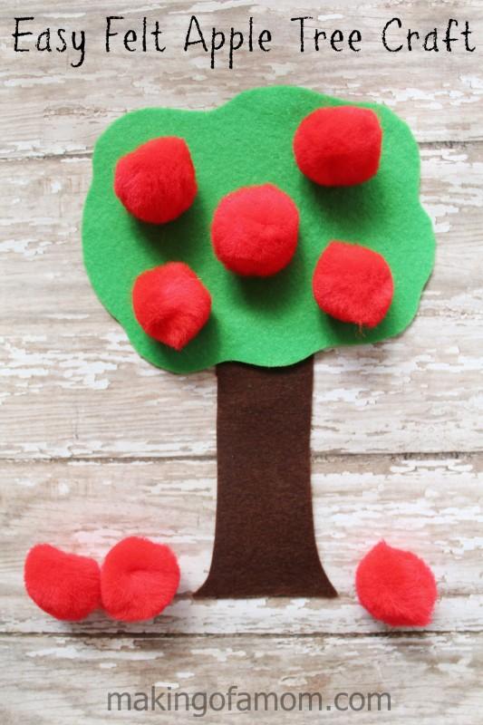Easy-Felt-Apple-Tree-Craft-Hero