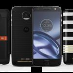 New Verizon Moto Z + Fun Attachments