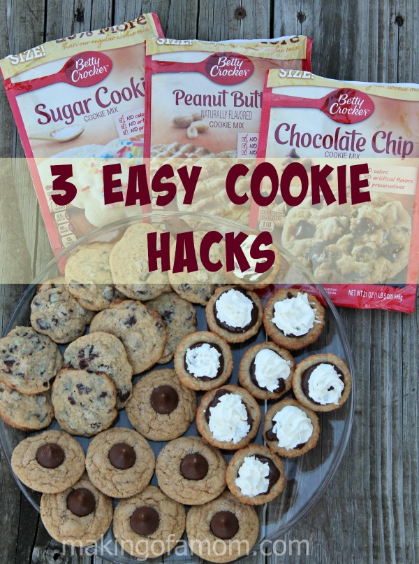 3 Easy Cookie Hacks Making Of A Mom