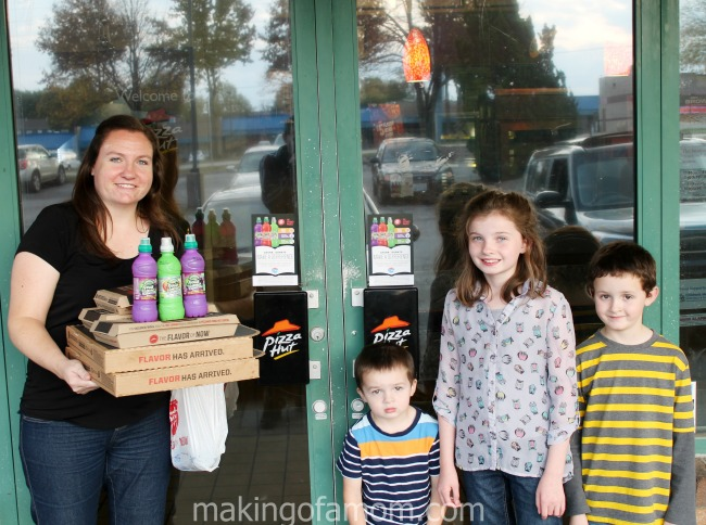 family-pizza-hut