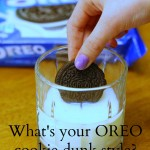 What's your OREO cookie dunk style?