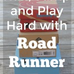 Run, Jump and Play Hard with Road Runner Sports