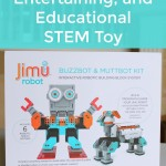 Engaging, Entertaining, and Educational STEM Toy