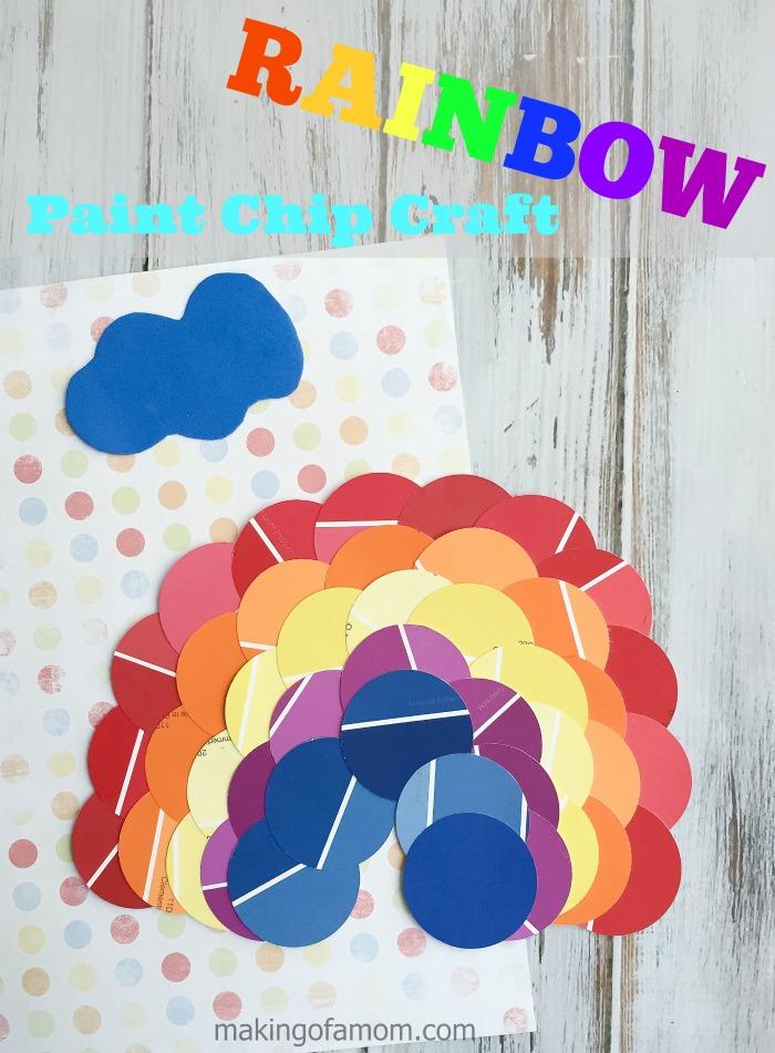 Rainbow-Paint-Chip-Craft