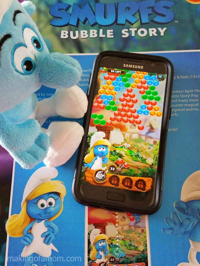 Smurf-Bubble-Story